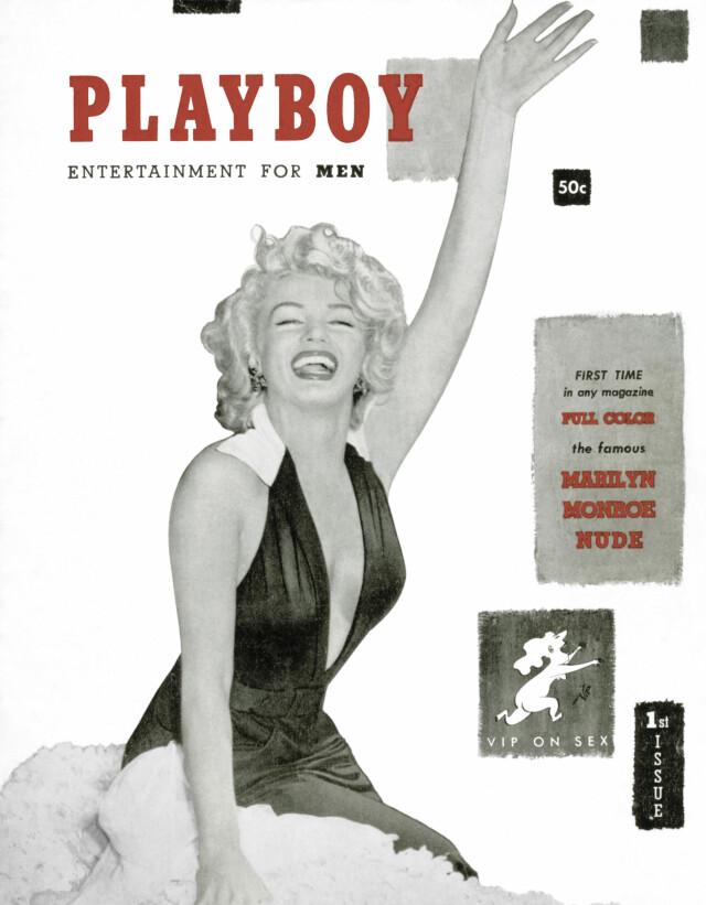 2813660fbe22 Hugh Hefner og Marilyn Monroe - Hugh Hefners virkelige relasjon til ...