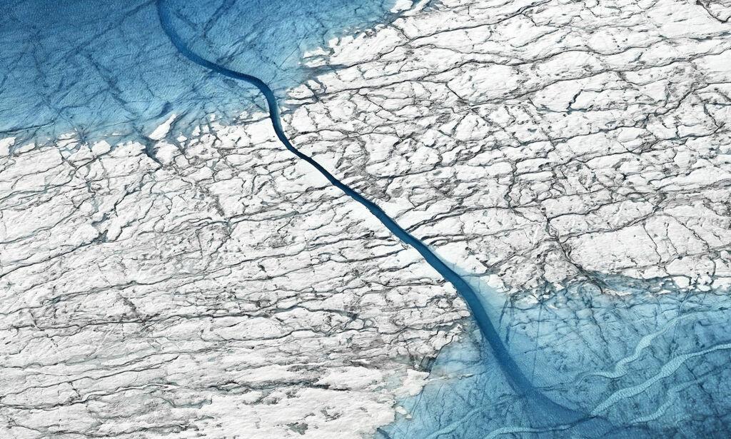 Forskere skremmes av sjokkfunn i Arktis: - Vi har aldri sett noe som dette før