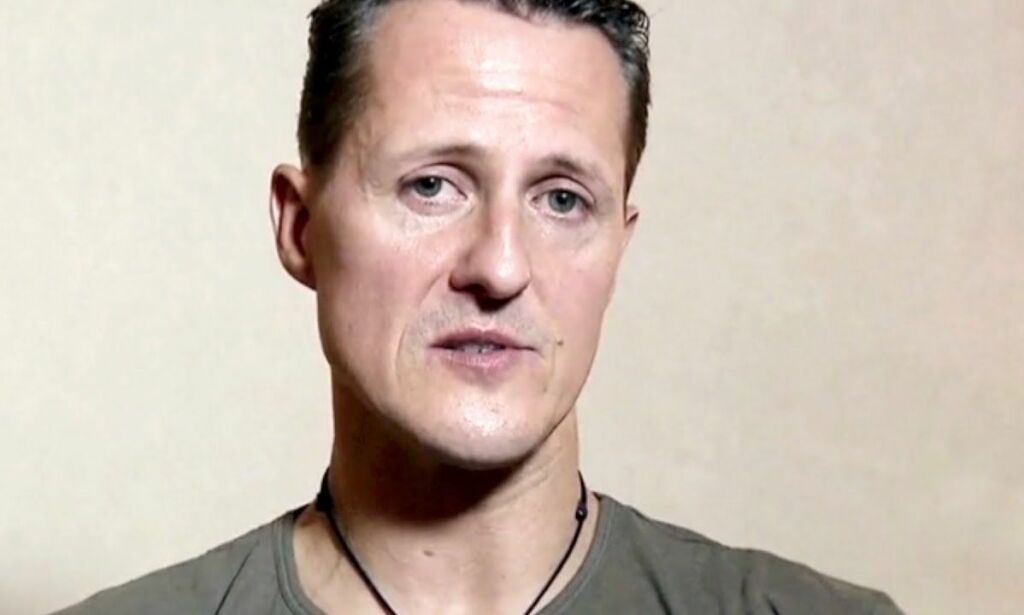 One of Schumacher's latest interviews before ulykka