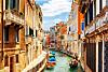 STEDER SOM FORSVINNER: Du kjenner kanskje igjen dette ikoniske stedet? Ja, Venezia er nemlig på listen over steder som kan forsvinne fra denne kloden iløpet av kort tid. Foto: Shutterstock / Efired