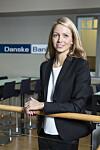 EKSPERTEN: Maria Setsaas er forbrukerøkonom og ansvarlig for sosiale medier i Danske Bank.