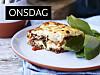 LASAGNE MED KJØTTSAUS OG SQUASHPLATER: En lasagne er en perfekt rett om du vil trylle litt ekstra grønnsaker inn i menyen. Foto: All Over Press Denmark