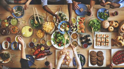 Kaloribehov - Så mye er 2000 kalorier - ditt dagsbehov for mat - KK | Inkluderende, ekte og med ...