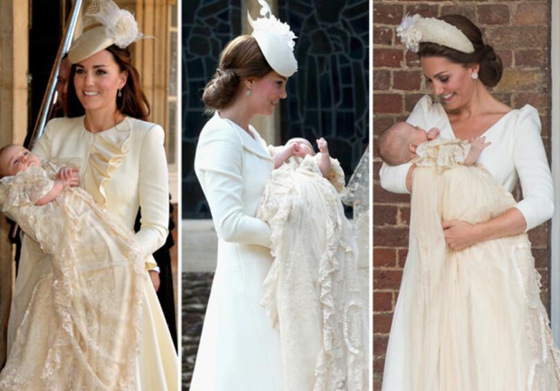 1496ec5f Dukeess Kate: – Dette har Kates dåpdrakt til felles – KK