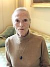 FIKK UNNSKYLDNING: KK har møtt menneskerettighetsforkjemper Gerd Fleischer (76). Hun ble født under krigen av en norsk-samisk kvinne, som var sammen med en tysk okkupasjonssoldat. Moren ble etter frigjøringen stemplet som tyskertøs. FOTO: Malini Gaare Bjørnstad